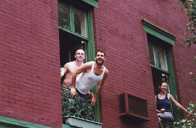 Gay Window 16