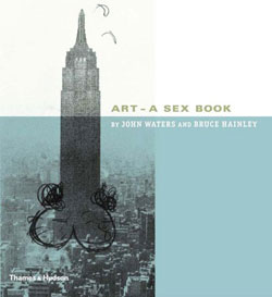 John Waters Art - A Sex Book